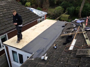 Roofing Company Blackburn